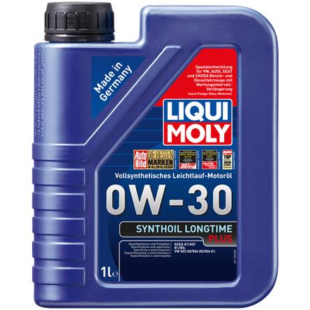 Synthoil Longtime Plus 0W-30