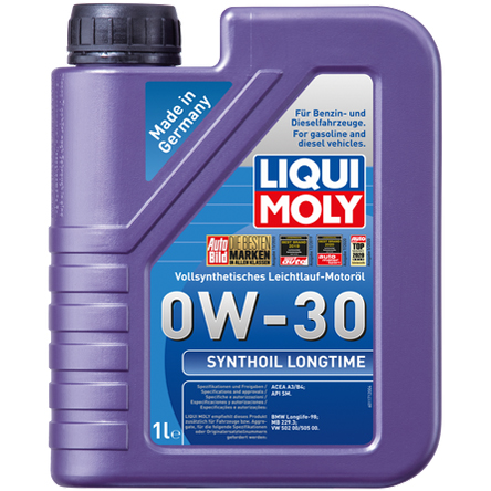 Synthoil Longtime 0W-30