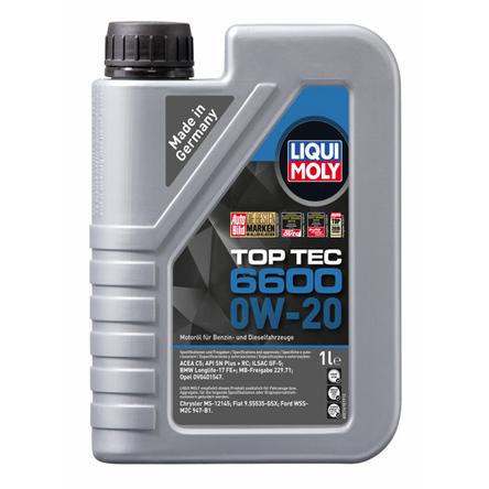 Top Tec 6600 0W-20