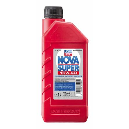 Nova Super 15W-40