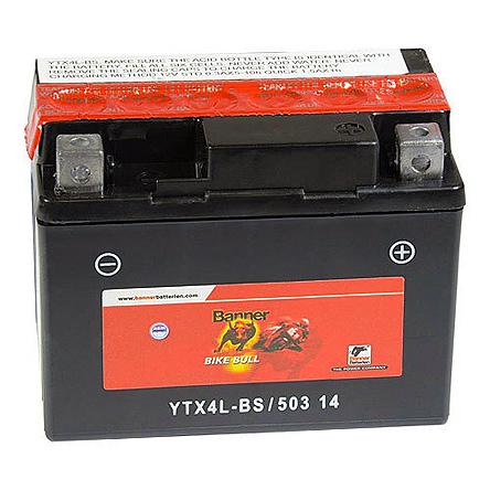 Bike Bull AGM AGM 503 14 / YTX4L-BS