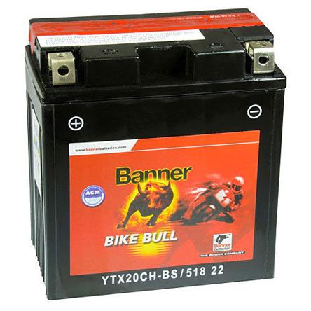Bike Bull AGM AGM 518 22 / YTX20CH-BS