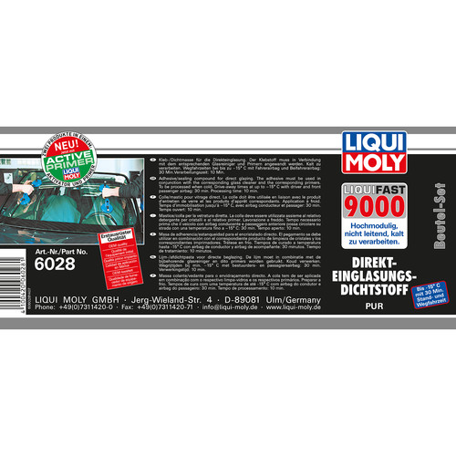 Liquifast 9000 (Beutel-Set)