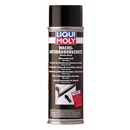 Wachs-Unterbodenschutz anthrazit/schwarz (Spray)
