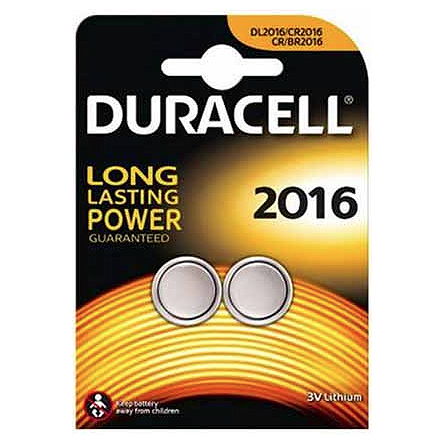 Duracell Cell2016 Duo