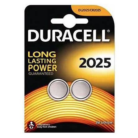 Duracell CR2025 Duo